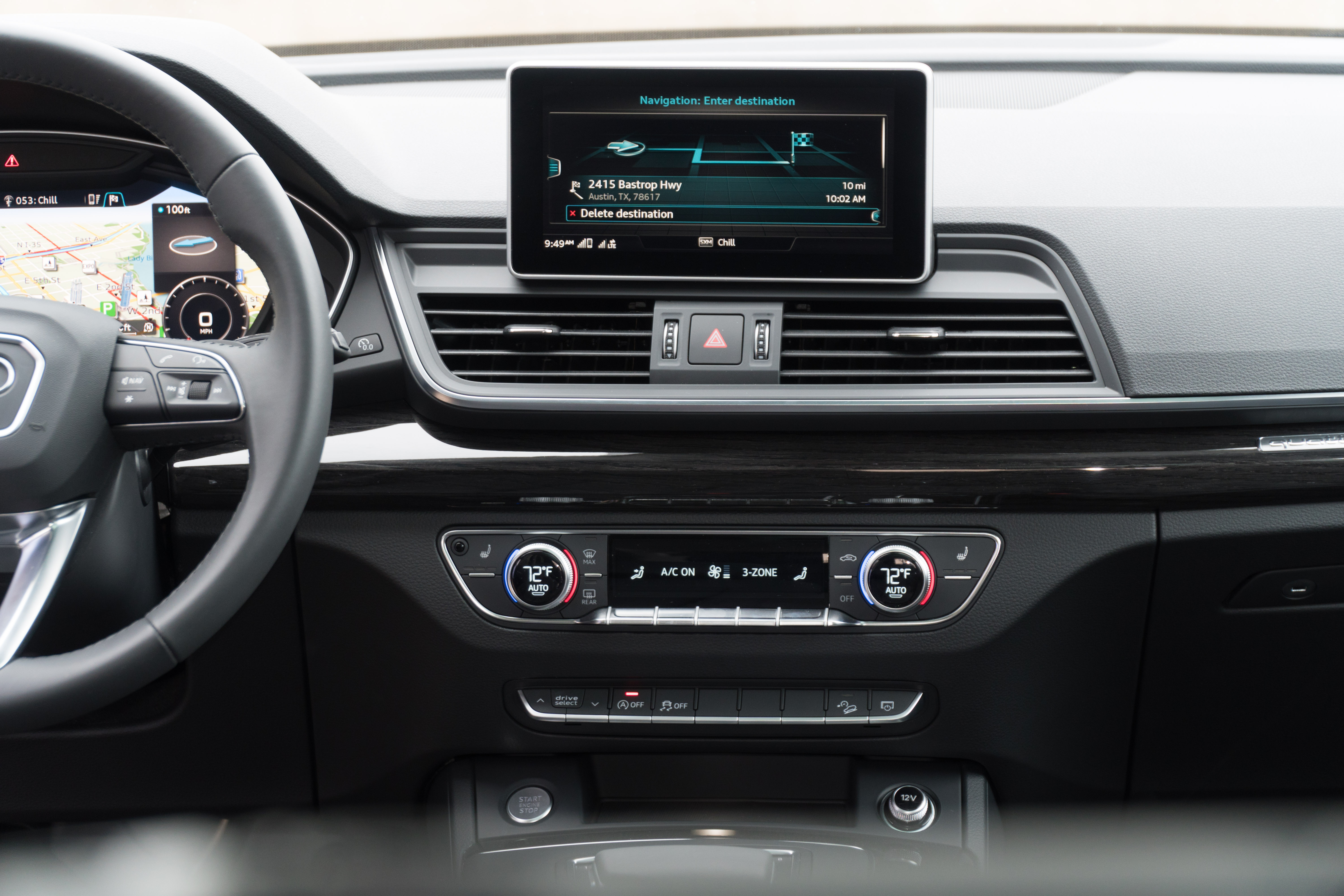 What Are The Technology Features Of The Audi Vehicles In The - Audi car features